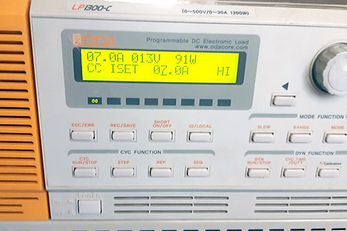 ODA LB1300-C Programmable DC Electronic Load