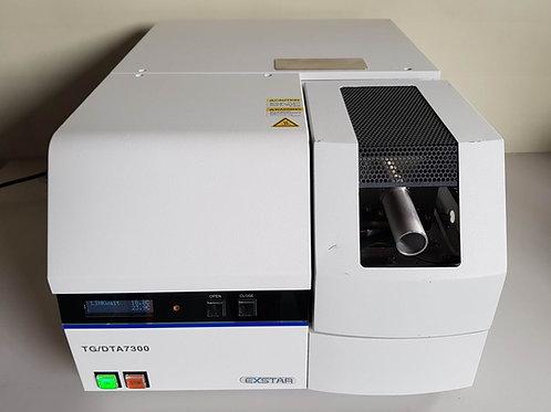 Hitachi TG DTA7300 Thermal Analysis System