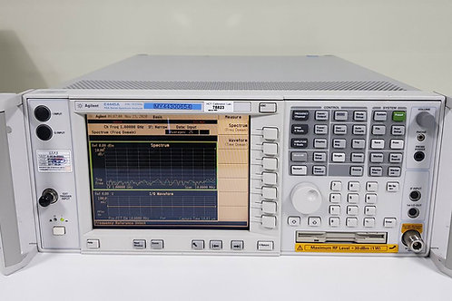 Agilent E4445A 13.2Ghz PSA Spectrum Analyzer