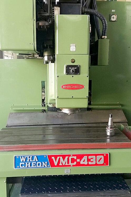 Hwacheon VMC-430 Vertical Machining Center