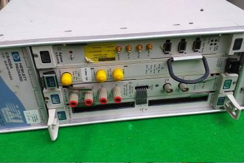 Agilent E8408A VXI Mainframe