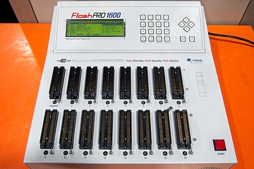 Compass Systems FlashPro 1600 High-Speed Flash Programmer