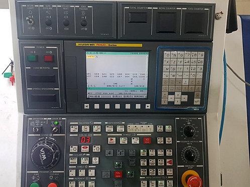Hyundai Wia L210MA CNC Lathe