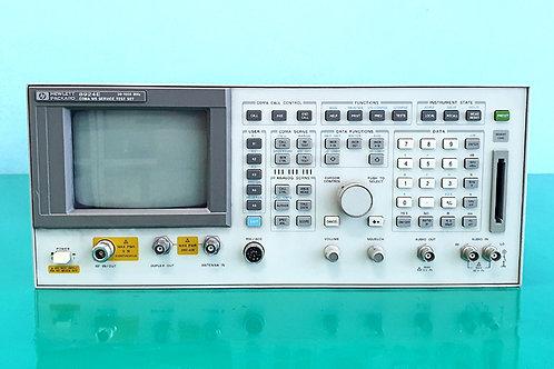 HP 8924E CDMA Mobile Test Station Test Set