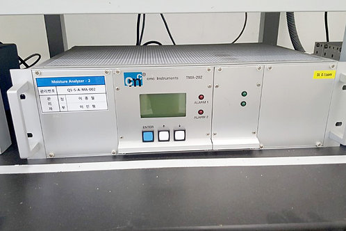 CMC Instruments TMA-202 Moisture Analyzer