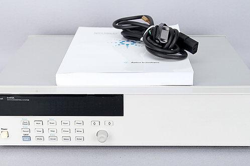 Agilent 3499A Switch/Control System