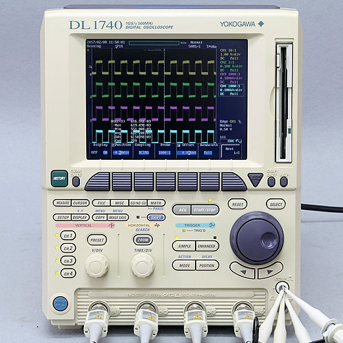 Yokogawa DL1740 Digital Oscilloscope