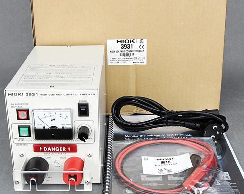 Hioki 3931 High Voltage Contact Checker