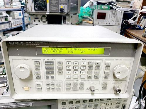 HP 8648A Signal Generator #1
