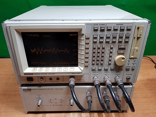 Advantest R3762AH R3961B 300khz-3.6Ghz Network Analyzer