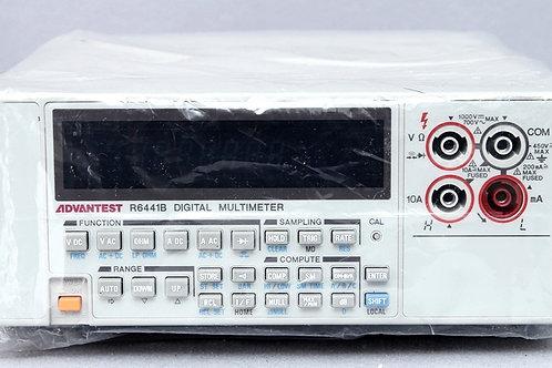 Advantest R6441B Digital Multimeter