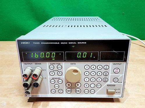 Hioki 7020 Programmable DC/AC Signal Source