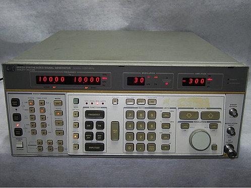 HP/KEYSIGHT 8662A SYNTHESIZED SIGNAL GENERATOR