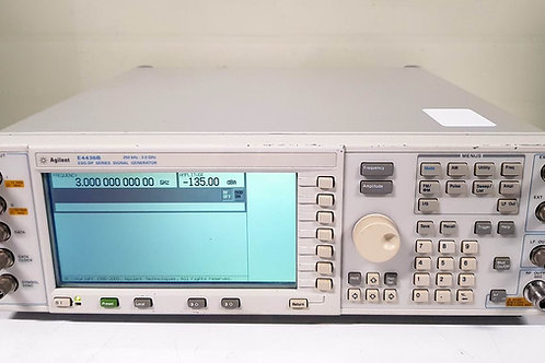 Agilent E4436B ESG-DP 250KHz-3GHz Signal Generator