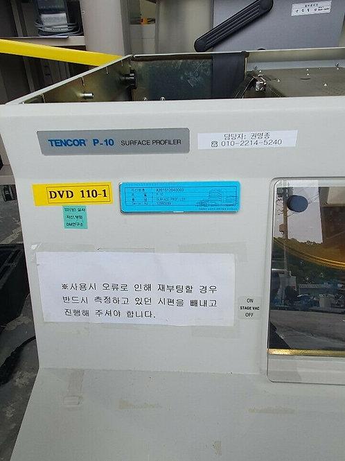 KLA Tencor P10 P-10 surface profiler