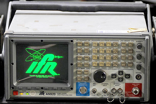 IFR AN920 Spectrum Analyzer