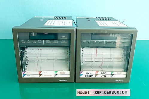 Yamatake SRF106 Temperature Recorder