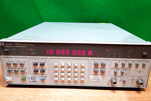 HP 3325B Synthesizer/Function Generator