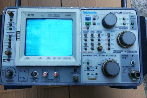 Tektronix 492PGM Programmable Spectrum Analyzer(10khz-21GHZ)