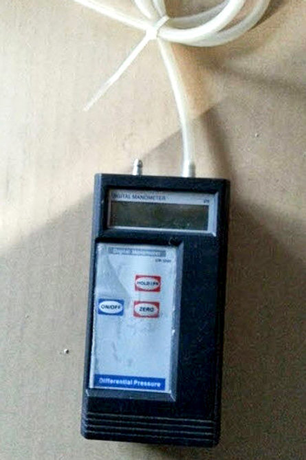 PA DM-3000 Digital Manometer