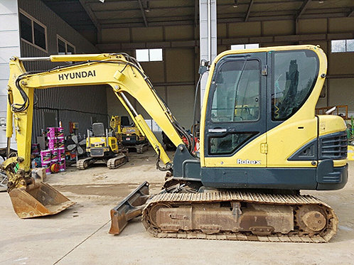 Hyundai R-55 Excavator