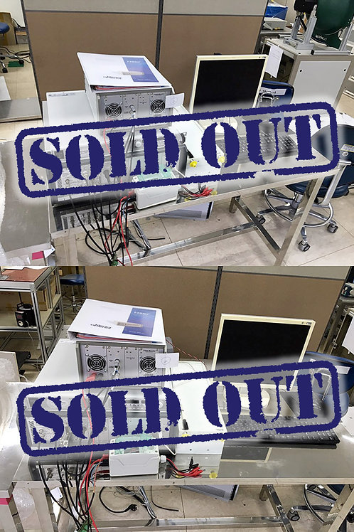 [Sold to Brazil] Mentor Graphics T3Ster Thermal Transient Tester Set