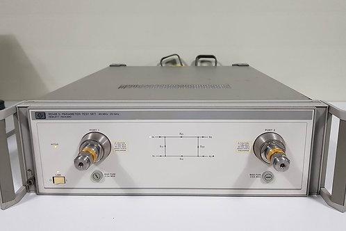 HP Agilent 8514B S-Parameter 20GHz