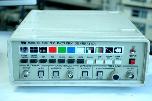 ED Laboratory CG-1508 TV Pattern Generator