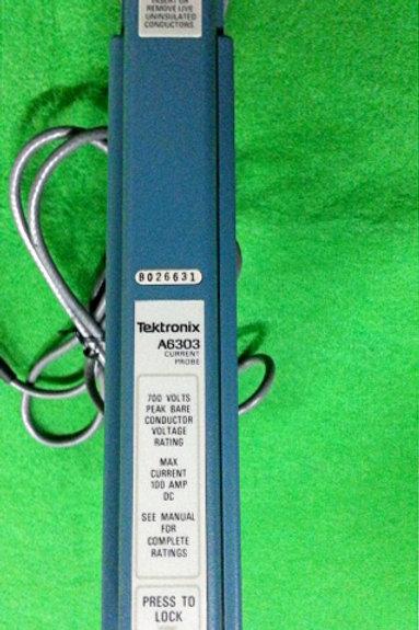 Tektronix A6303 Current Probe