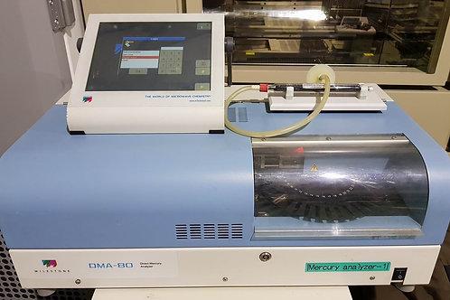 Milestone DMA-80 Mercury Analyzer