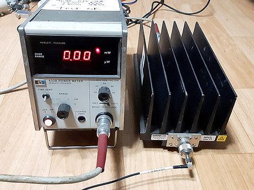 HP 432B RF Power Meter