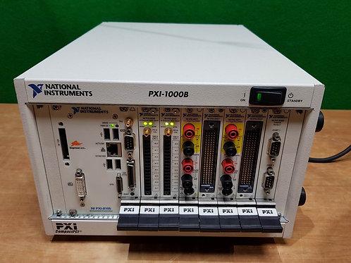 National Instrument PXI-1000B PXI-4071 PXI-2527 PXI-4204