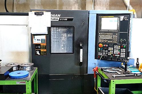 Doosan Puma GT2100 CNC Lathe