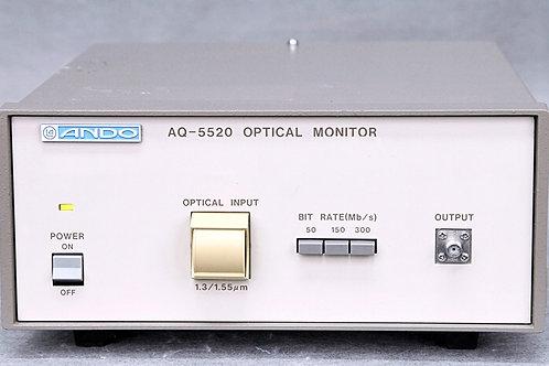 Ando AQ-5520 Optical Monitor