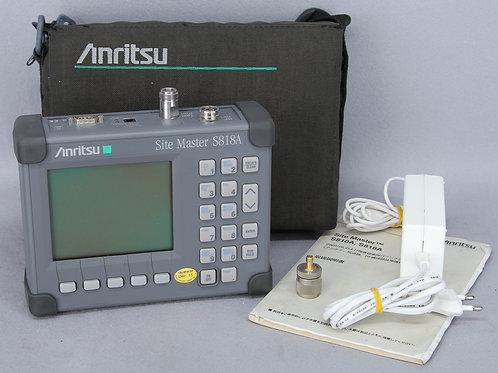 Anritsu S818A Antenna & Coax/Waveguide Analyer