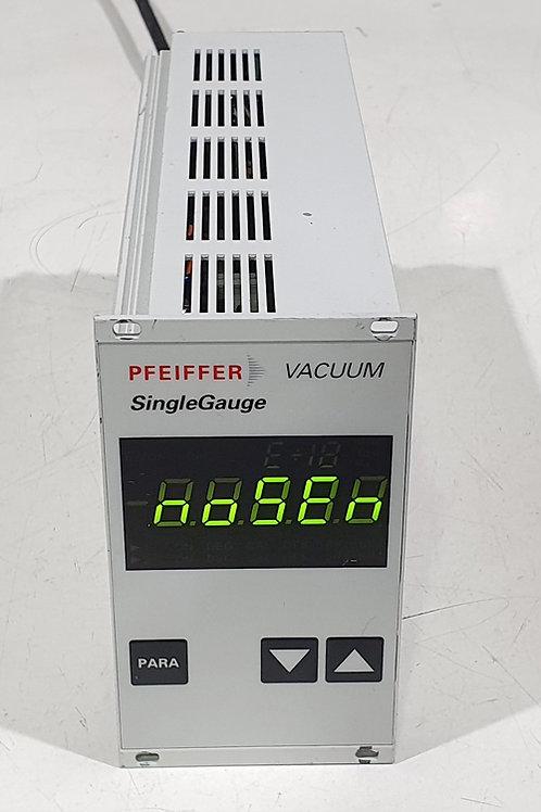 PFEIFFER VACUUM TPG 261 SINGLE GAUGE CONTROLLER
