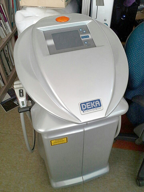 DEKA Photo Silk Plus Laser System