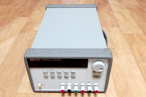 HP E3631A DC Power Supply