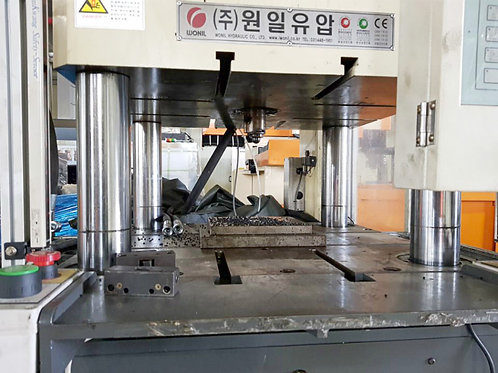 Wonil Hydraulic WL-V-100 Insert Injection Molding Machine