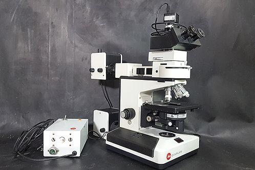 Leica Diaplan Microscope
