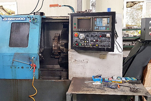 Daewoo Puma 8S CNC Turning Center
