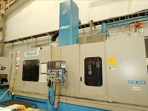 OMEGA 60 2APC CNC VERTICAL TURNING LATHE