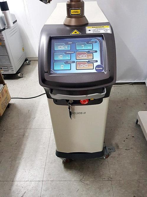 LaserOptek Helios II Laser System