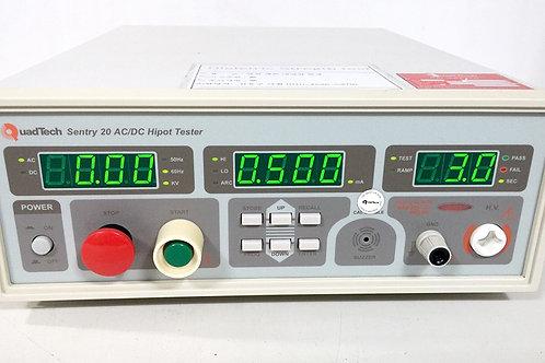 Chroma QuadTech Sentry 20 AC/DC Hipot Tester