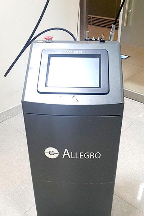 Allegro Classys Inc System