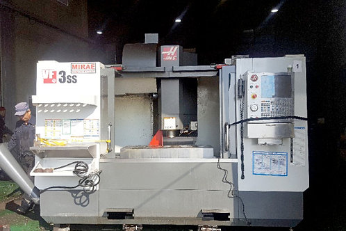 Haas VF-3SS CNC Vertical Machining Center