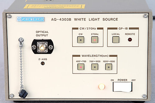 Ando AQ-4303B White Light Source