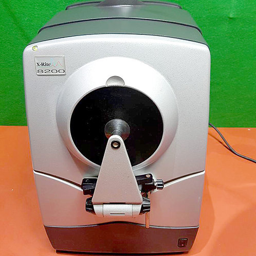 X-Rite 8200 Spectrophotometer