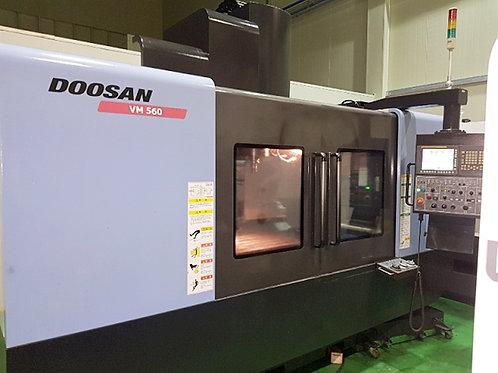 Doosan VM 560 Vertical Machining Center
