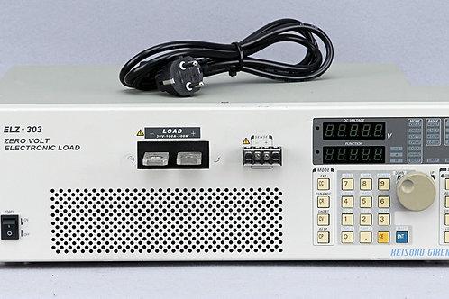Keisoku Giken ELZ-303 Zero Volt Electronic Load